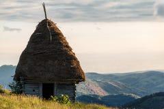 Rustieke hut 2 Royalty-vrije Stock Foto's