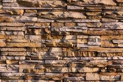 Rustieke muur Royalty-vrije Stock Foto's