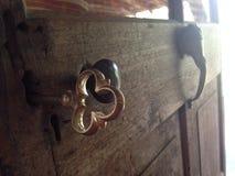 Rustieke sleutel stock foto's