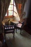 Rustieke stoelen Royalty-vrije Stock Foto's