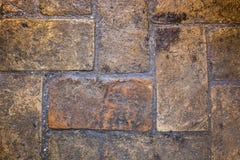 Rustieke vloer Stock Fotografie
