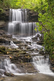 Rustige Cascades Royalty-vrije Stock Foto's