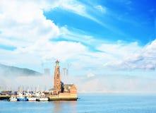 Rustige haven China royalty-vrije stock foto's