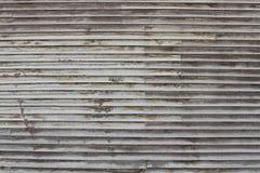 Rustikale Bauholzwand stockbild
