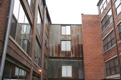 Rustikale Dachböden Stockbild