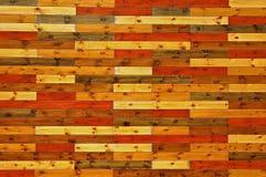 Rustikale hölzerne Latten lizenzfreies stockfoto