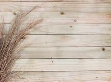 Rustikale hölzerne Latten-Wand Lizenzfreie Stockfotografie