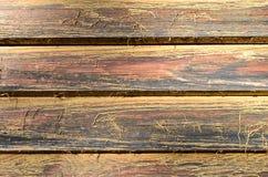 Rustikale hölzerne Planken Lizenzfreie Stockbilder