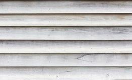Rustikale hölzerne Wand Stockfoto