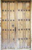 Rustikale Tür Stockfoto