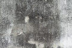 Rustikale und alte graue Betonmauerfotobeschaffenheit Schäbiger schicker Hintergrund Stockbild