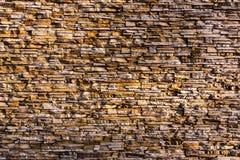 Rustikale Wand Lizenzfreie Stockfotos