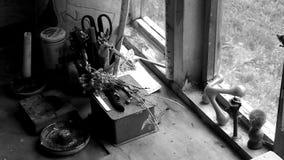 Rustikale Werkzeuge Lizenzfreie Stockbilder