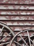Rustikaler Bauholz-Hintergrund Stockfotografie