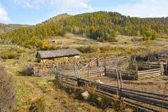 Rustikaler Herbst Lizenzfreie Stockfotos