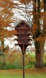Rustikaler Taubenschlag auf Landschaft in Sussex lizenzfreies stockfoto