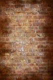 Rustikaler Ziegelstein-Hintergrund-Hintergrund Stockbilder