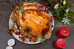 Rustikales Art-Weihnachten die Türkei Lizenzfreies Stockbild