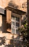 Rustikales Fenster Lizenzfreies Stockbild