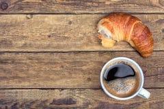 Rustikales Frühstück Stockfotos