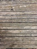 Rustikales gealtertes grungy raues Holz logierent alte Holzverkleidungen Lizenzfreie Stockfotos