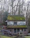 Rustikales Haus Lizenzfreie Stockbilder