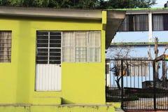 Rustikales mexikanisches Haus stockbild