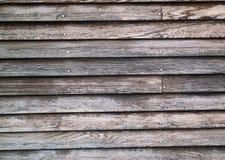 Rustikales verblaßtes Barnboard-Abstellgleis lizenzfreie stockfotografie