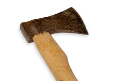 Rusting axe Stock Image
