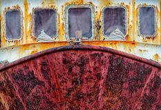 Free Rusting Boat Stock Photos - 22262943