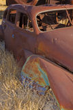 Rusting Classic Car Stock Image