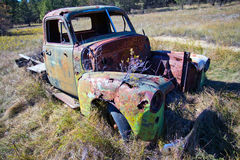 Rusting Old Truck Stock Photos