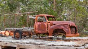 Rusting Truck Royalty Free Stock Images