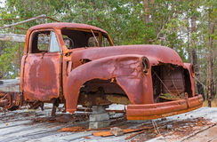 Rusting Truck Royalty Free Stock Photography