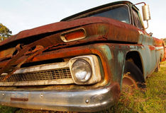 Rusting Vintage Truck stock photography