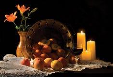 Ruston Peaches Royalty Free Stock Photo