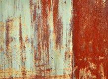 rusty żelaza ilustracji