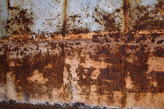 Rusty Royalty Free Stock Photo