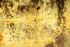 Rusty abstract background Stock Photography