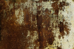Rusty abstract background Royalty Free Stock Photo