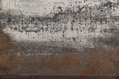 Rusty abstract background texture Royalty Free Stock Photography