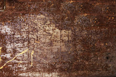rusty abstrakcyjne tło Obraz Royalty Free