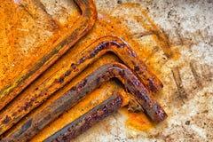 Rusty Allen Key Set Imagenes de archivo