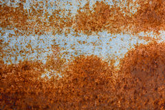 Rusty Aluminium Sheer Stock Foto's