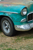 Rusty  american classic car Stock Image