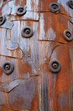 Rusty Artwork Royalty Free Stock Photo