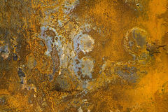 Rusty background. Abstract old rusty metal background Stock Images