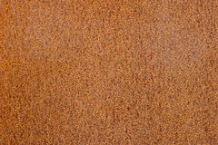 Rusty Background. Rusty  surface of metal plate Stock Photo