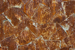 Rusty Background abstrato Imagem de Stock Royalty Free