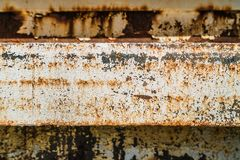 Rusty Background astratto Fotografia Stock Libera da Diritti